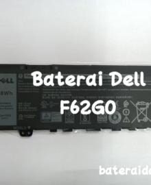 Baterai Dell Inspiron F62G0 Original | bateraidanadaptor